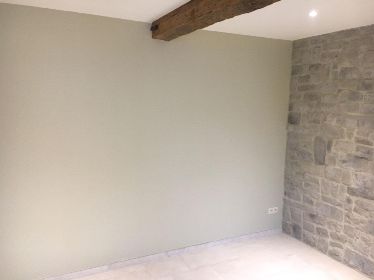 Renovation mur peinture renovation interessant peinture for Peinture ripolin castorama